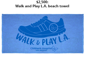 2019 Walk and Play L.A. $2500 incentive