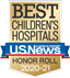 CHLA US News Honor roll 2020-2021